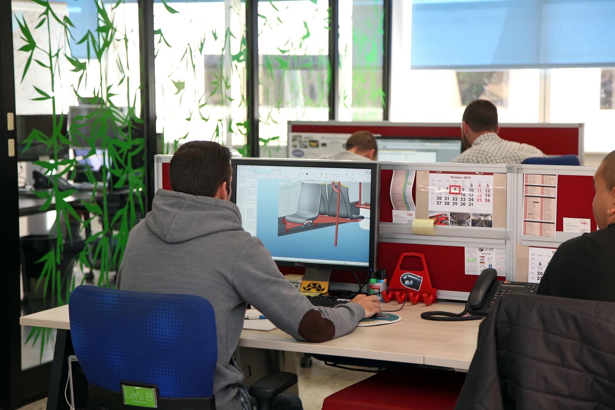 Bureau d'études - SAFRA Rénovation